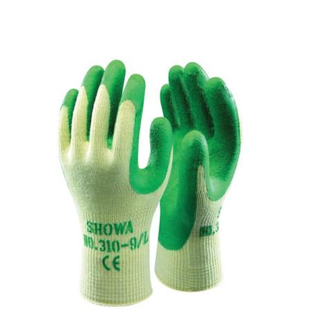 Handschoen 2444 SHOWA Groen 310 XL