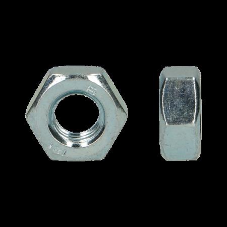 Moer M 6 zeskant VZ Din934  p/100