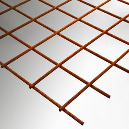 5x150x150 bouwstaalmat 2x3mtr